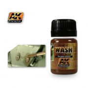 LIGHT RUST WASH<br> AK046